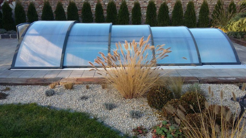 Zakrytí bazénu, varianty konstrukcí a cen